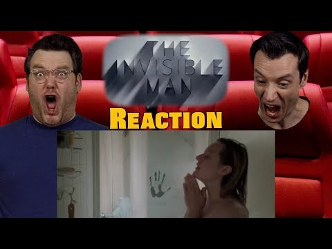 The Invisible Man – Trailer Reaction / Review / Rating