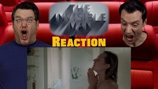 The Invisible Man - Trailer Reaction / Review / Rating