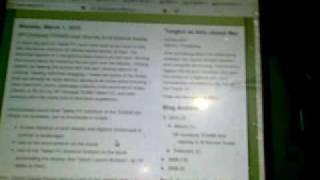 Ubuntu 9.10 (Karmic Koala) on a Tablet PC (HP Compaq TC4400)