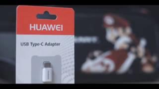Micro USB to Type C Adapter HUAWEI