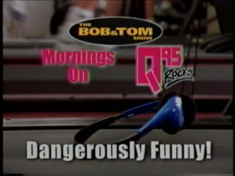 Q95 - WFBQ Indianapolis - Bob & Tom - TV Commercials - 2001