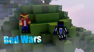 Minecraft Bed wars : Огромные черепахи в облаках #95