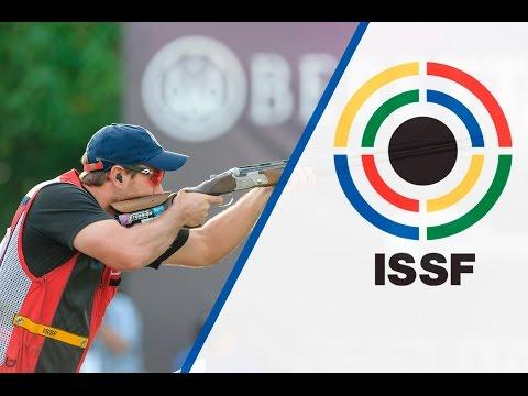 Finals Skeet Men - 2015 ISSF Shotgun World Championship in Lonato (ITA)