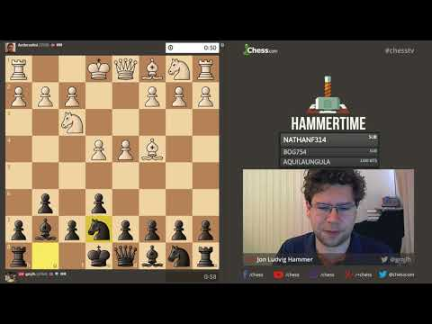 Chess Grandmaster Goes on Massive Tilt and Quits Stream