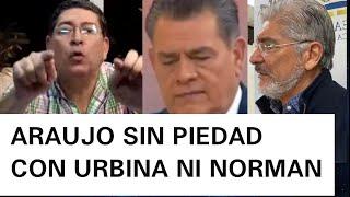 WALTER ARAUJO CHANCLETIO A MOISES URBINA Y DIPUTADOS DE ARENA EN COMBO LES DIO HASTA PARA LLEVAR