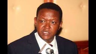 Governor Mutua announces free education in all county polytechnics