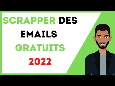 Comment Scrapper des Adresses Mails ?