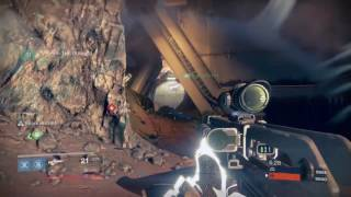 Destiny: TRUE EBOLA -  Rift  I should not have pulled this off.
