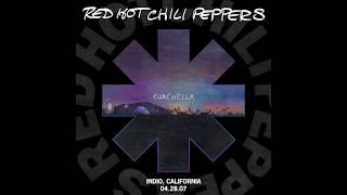 Anthony Kiedis - Baby Appeal (snippet) - Coachella 2007