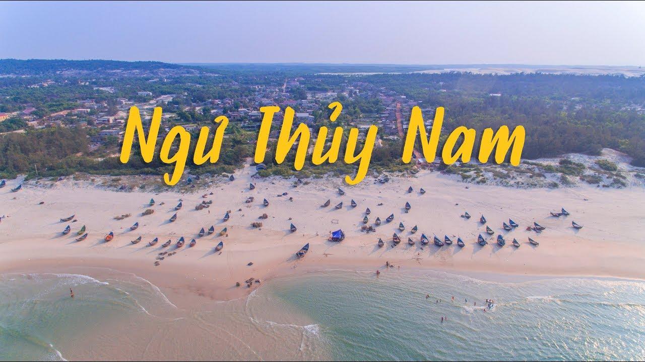 Bãi Biển Ngư Thủy Nam - Vùng Đất Hứa Cho Những Kẻ Lang Thang