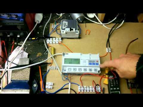 Watt-Meter Capacitative Load pt 2