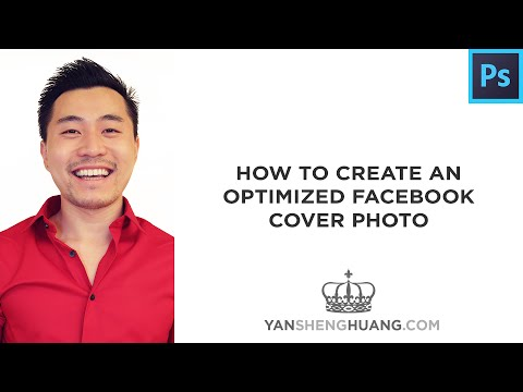 Photoshop Tutorial: How to Create an Optimized Facebook Cover Photo in Photoshop thumbnail