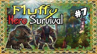 Warcraft 3 | Custom | Fluffy Hero Survival #7