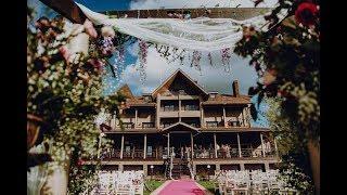 видео Свадьба за городом