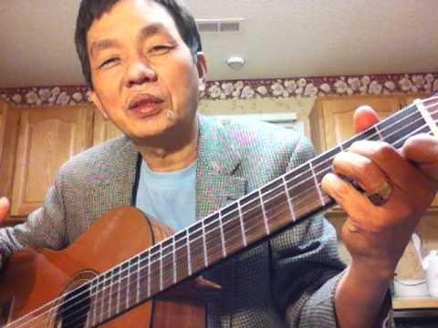 Luyen tap bai tap tren guitar_voi chu am Dm_(1 b)