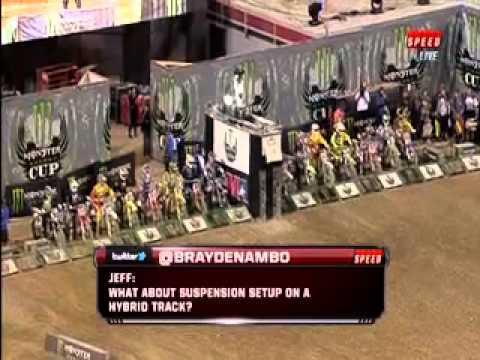2011 Monster Energy Cup from Las Vegas Part 1