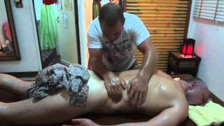 Repeat youtube video energy line oil massage