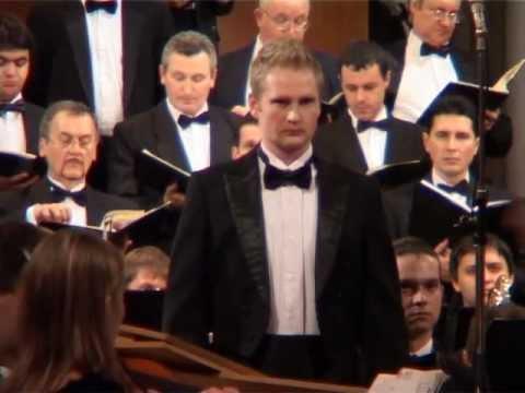 Oleksiy Palchykov. Bach Magnicikat Deposuit potentes (2009).
