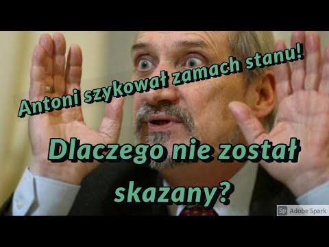 Krótka lekcja historii:  Zamach Stanu - Antoni Macierewicz