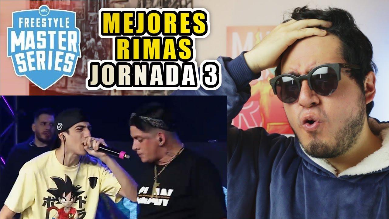 LAS MEJORES RIMAS DE ARGENTINA (FMS JORNADA 3 - 2020)
