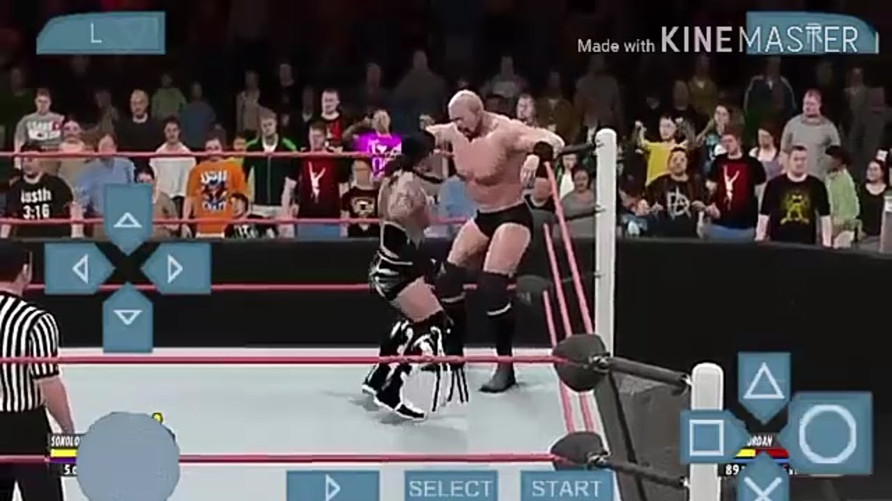 HOW TO DOWNLOAD REAL WWE 2K16 PPSSPP
