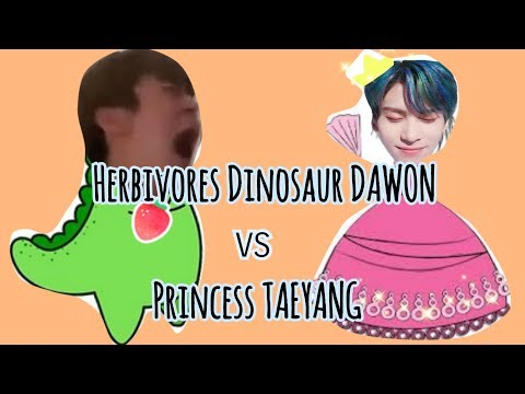 SF9   DAWON VS TAEYANG SSI