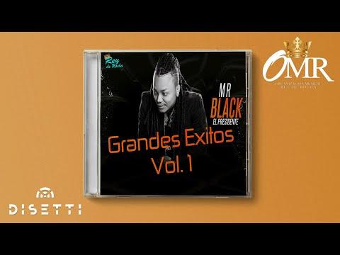 Mr Black - Amarte Mas No Pude (Audio)
