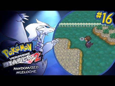 IN ACQUA SI TROVA UN LEGGENDARIO ASSURDO!  - Pokémon Bianco e Nero 2 RANDOMIZER NUZLOCKE