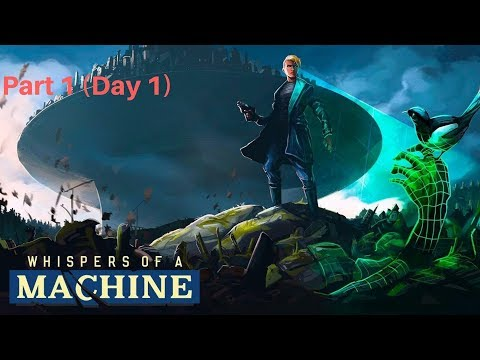 Whispers of a Machine - Gameplay Walkthrough part 1 ( PC / Mac / IOS / Android )
