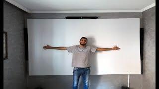 هكذا صنعت قاعة سينيمائية منزلية حقيقية ! وكيف يمكنك القيام بذلك بنفسك