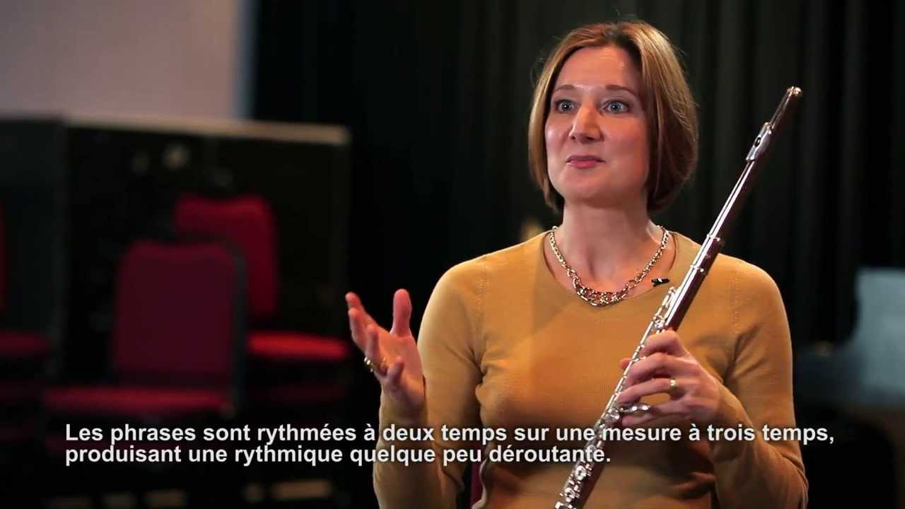 video: Joanna G'froerer, Principal Flute, talks Beethoven's Symphony No. 4.
