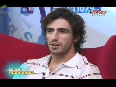Pablo Cuevas en Pura Quimica