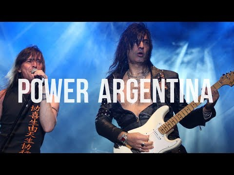 POWER METAL COMPILATION - Journey to #Argentina