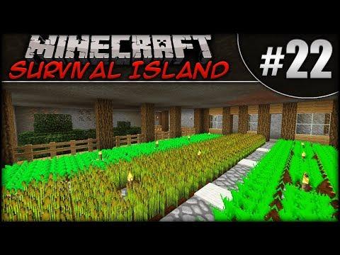 Minecraft: Survival Island - Episode 22 - Underground Farm!