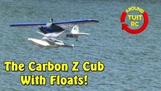 The CZ Cub With Floats: Around Tuit RC