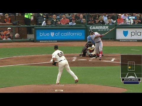 BOS@SF: Young brings in Bradley Jr. with a double
