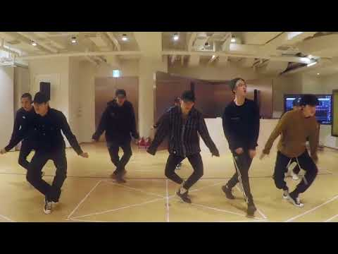 EXO - Electric Kiss Dance Mirrored & 50% Slow