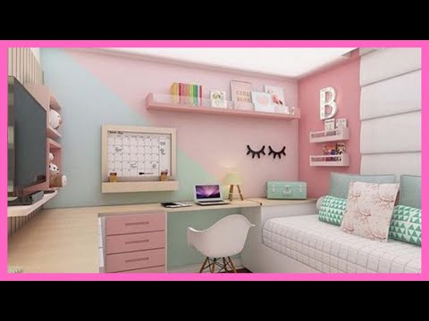 🎀-ideas-para-decorar-cuarto-de-niÑas-2020-✅