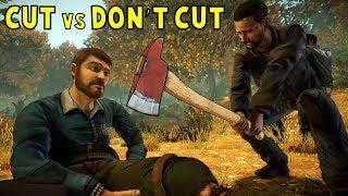 Lee Chop The Leg of Ben