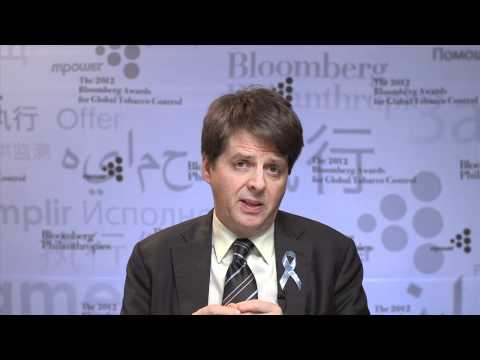 Doug Bettcher, World Health Organization