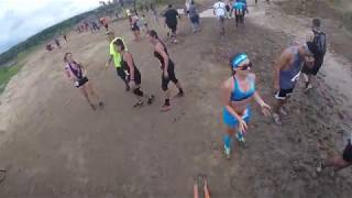 Terrain Racing [Mud Run] 2017 (A Wall and Mud Pool)