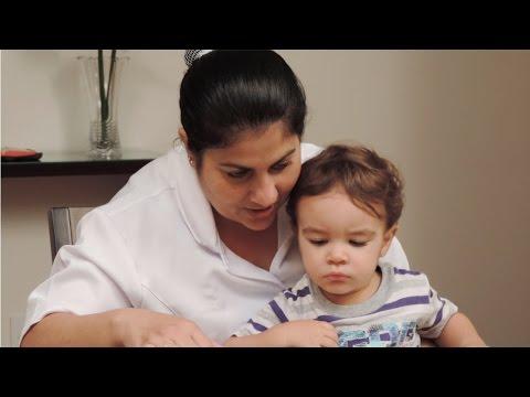 Curso Treinamento de Babá - Desenvolvimento e Comportamento da Criança