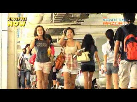 No shorts please! You're students (Republic Poly's dress code Pt 1)