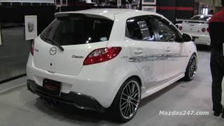 Trial Tuned Mazda Demio / MAZDA2 | Mazdas247
