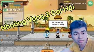 [NRO] Hành Trình Làm NV DHVT Và Nhường 1 Bạn Trong Game Xong Vòng 2 Đại Hội...