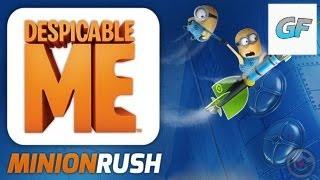 Despicable Me:Minion Rush- PC SRB/CRO/BIH Gameplay