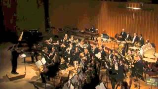 SXU Wind Ensemble: Samuel Barber Commando March
