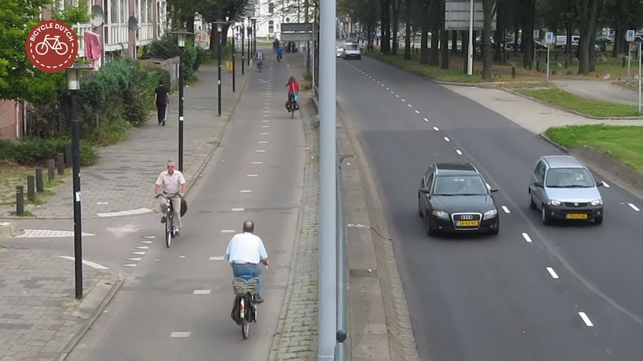How the Dutch got their cycling infrastructure | BICYCLE DUTCH