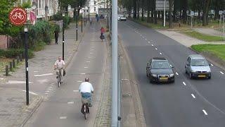 How the Dutch got their cycle paths