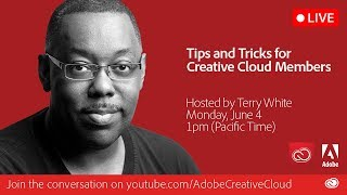 Tips and Tricks for Creative Cloud Members